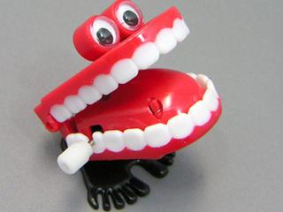 入れ歯は一発で合わせる